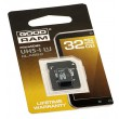 Memory Card: microSDHC 32GB UHS-I class 10 (with SD adapter)
