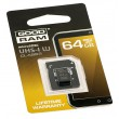 Memory Card: microSDXC 64GB UHS-I class 10 (with SD adapter)