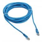 UTP Patch Cable Cat5e (5m, blue)